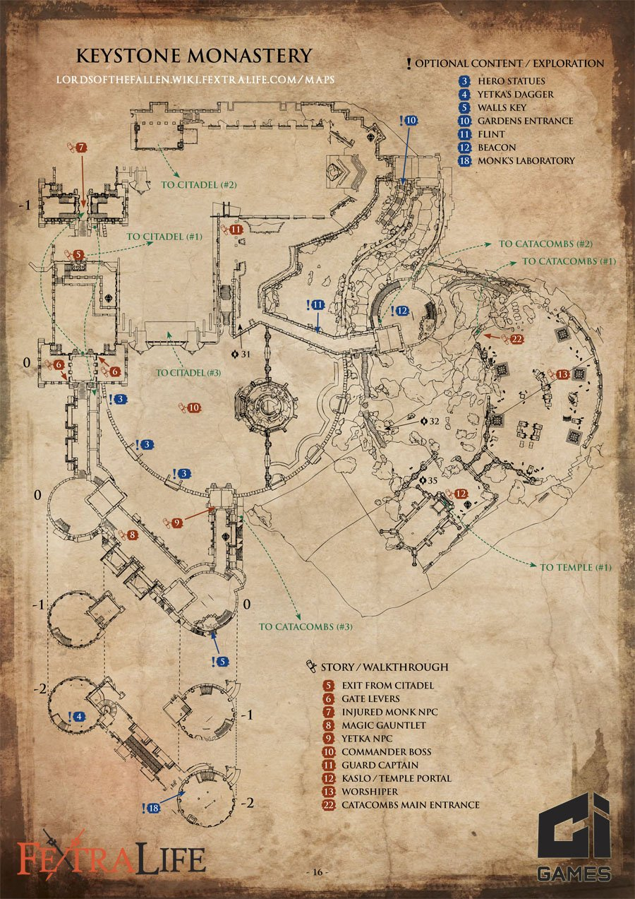 maps lords of the fallen wiki. Black Bedroom Furniture Sets. Home Design Ideas